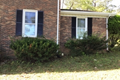 Landscaping-Design, Gallatin-BEFORE